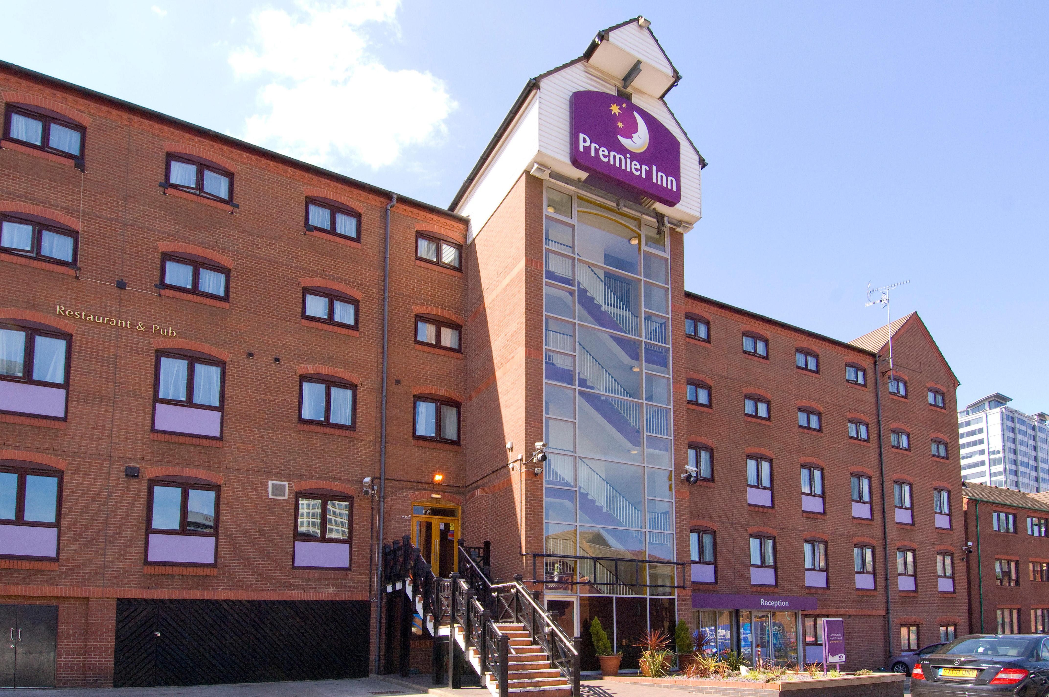 Premier Inn Birmingham City Centre Bridge Street hotel