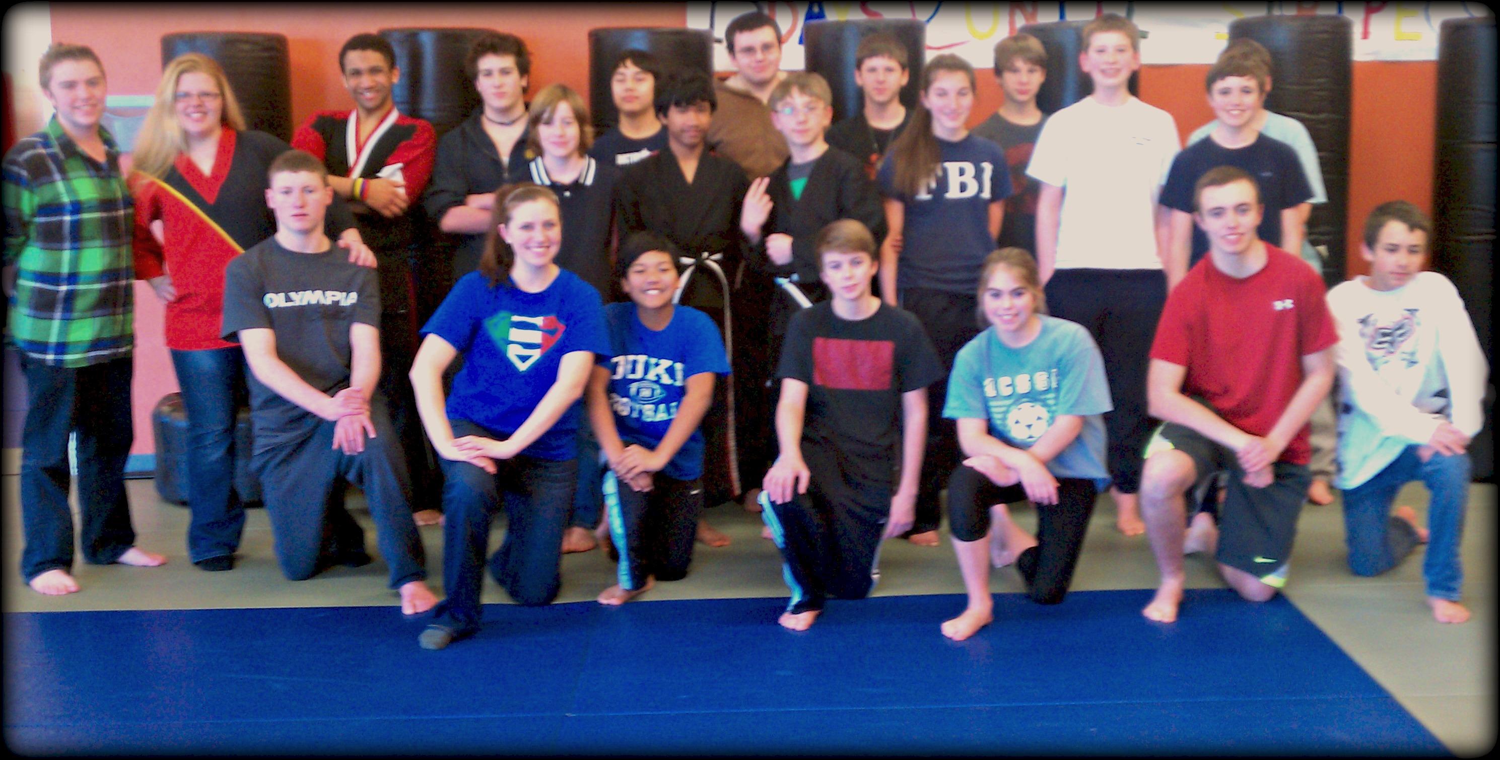 Fournier's Leadership Karate Centers image 1