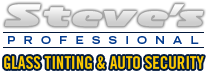 Steve's Professional Glass Tinting & Auto Security