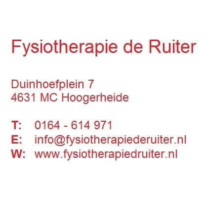 Ruiter Fysiotherapie De