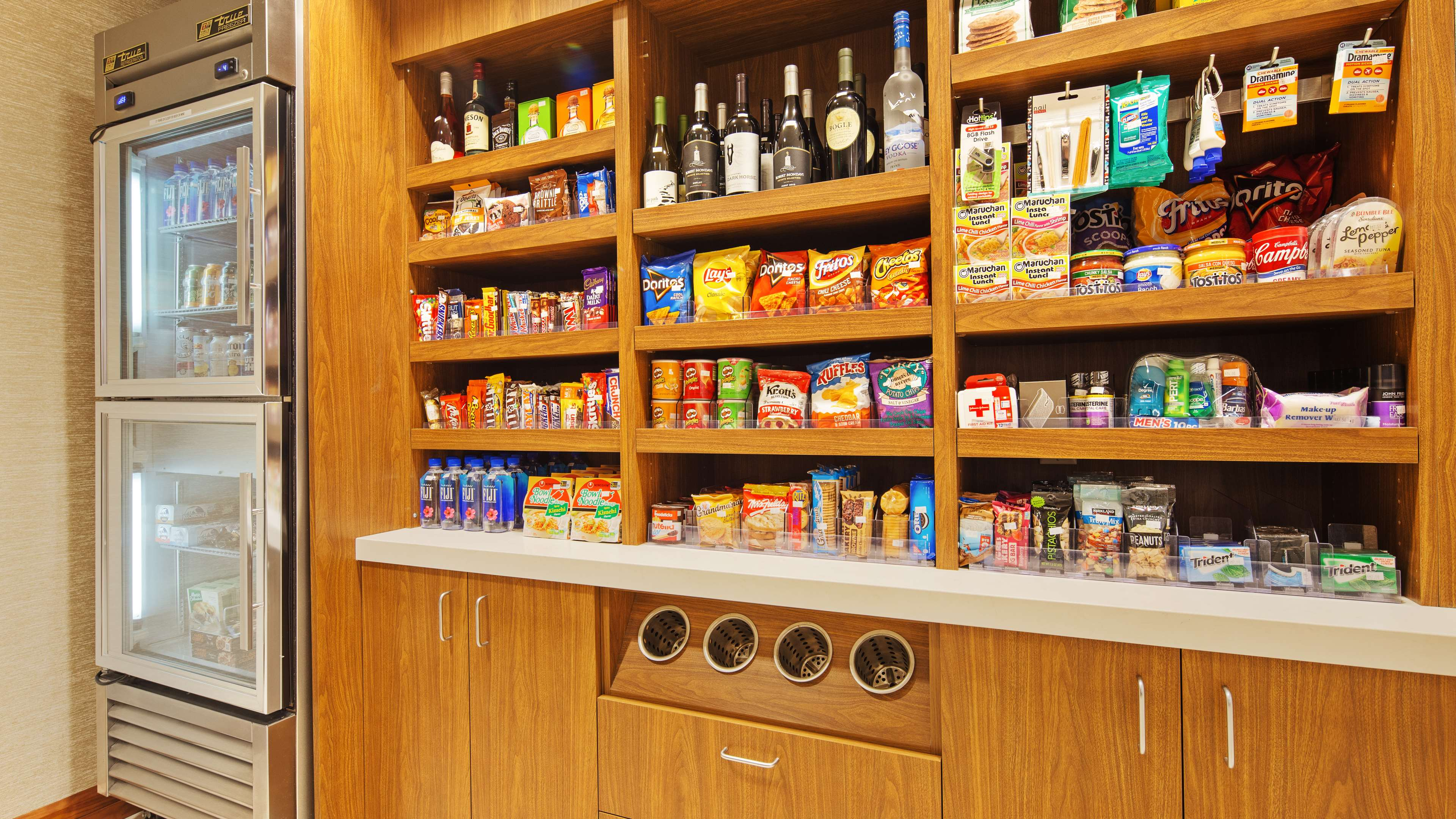 Sundries - Snacks and other necessities