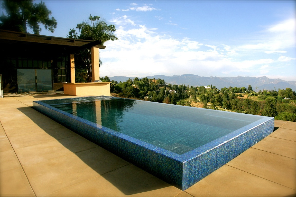 Luxe h2o santa barbara pool contractors coupons near me for Swimming pool builders near me