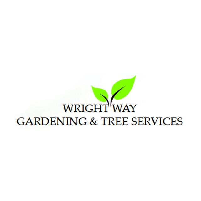 Wright Way Gardening Logo