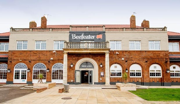 Premier Inn Blackpool Bispham