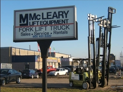 McLeary Lift Equipment Ltd
