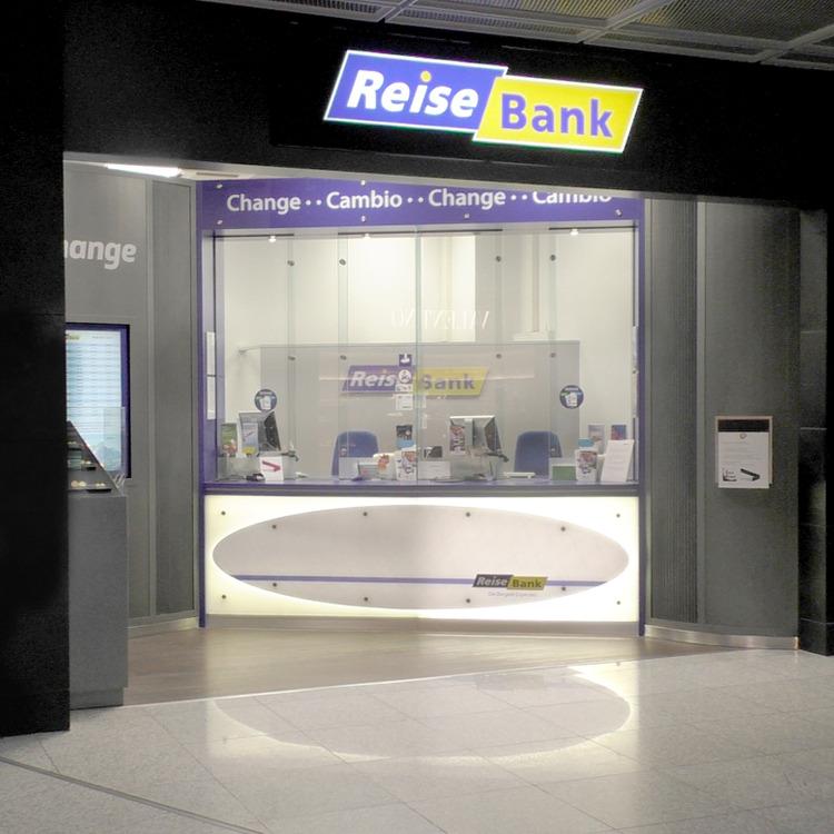Reisebank Frankfurt Flughafen