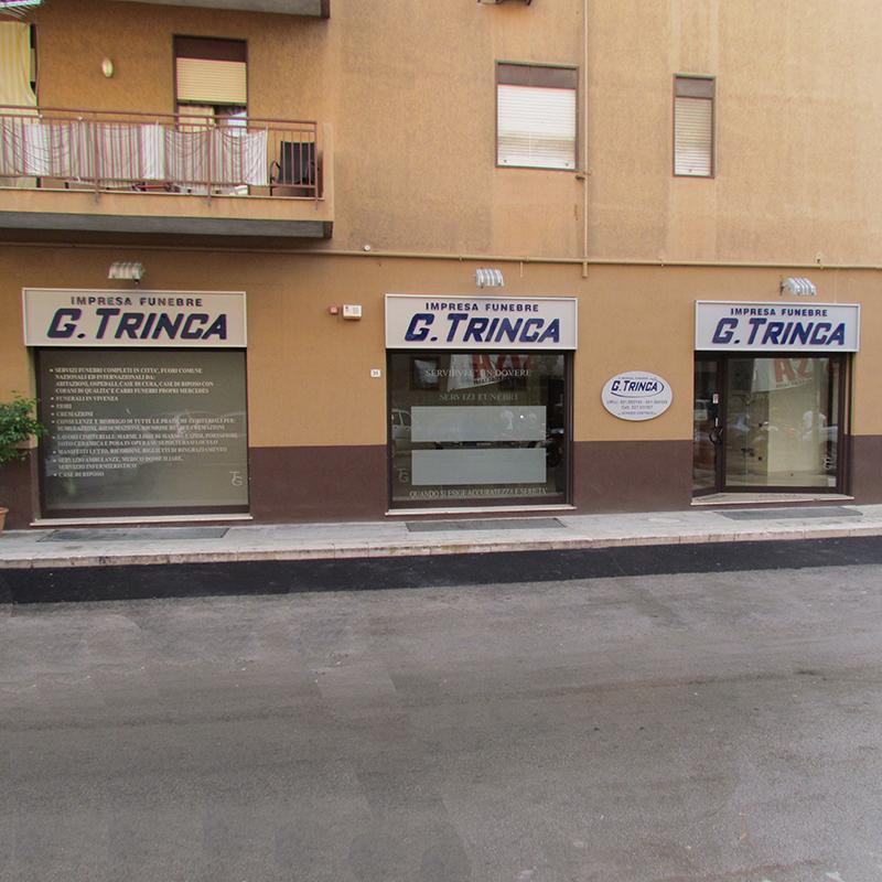 Servizi Funebri Giovanni Giuseppe Trinca