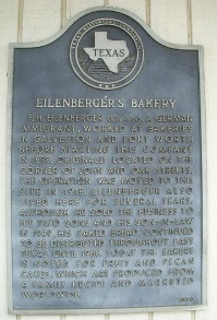 Eilenbergers is a historical landmark. Beginning in 1898 we are 119 years old.