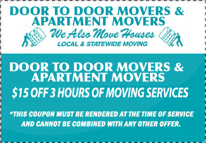 Apartment Movers In Jacksonville Fl 32257