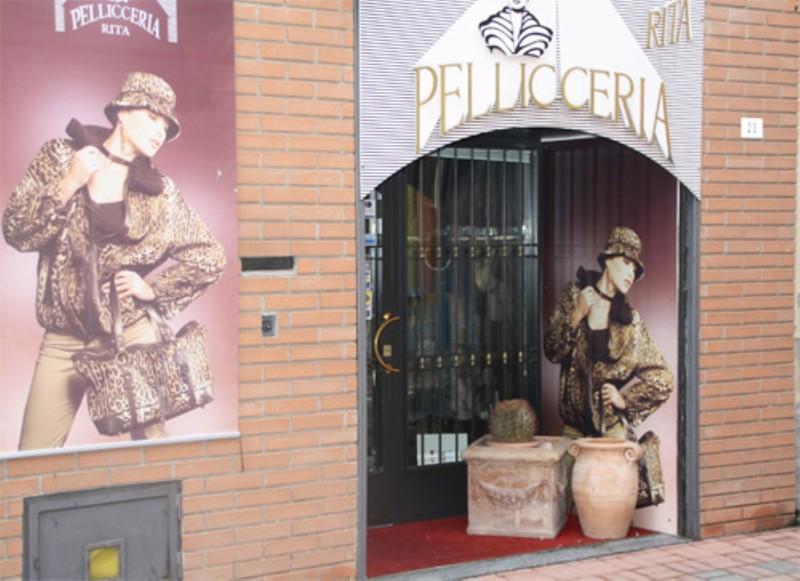 Pellicceria Pelletteria Rita