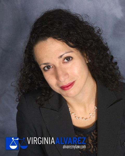 Virginia Alvarez Attorney at Law - ad image