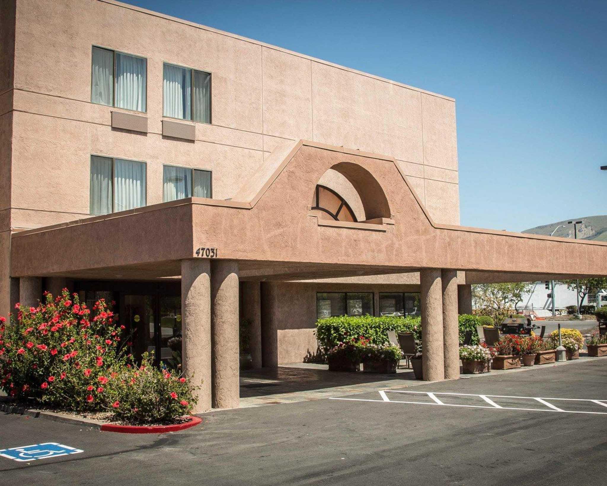Comfort Inn Silicon Valley East, Fremont California ...