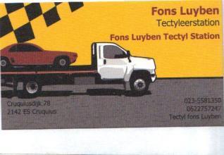 ML-Tectyl Station Luyben