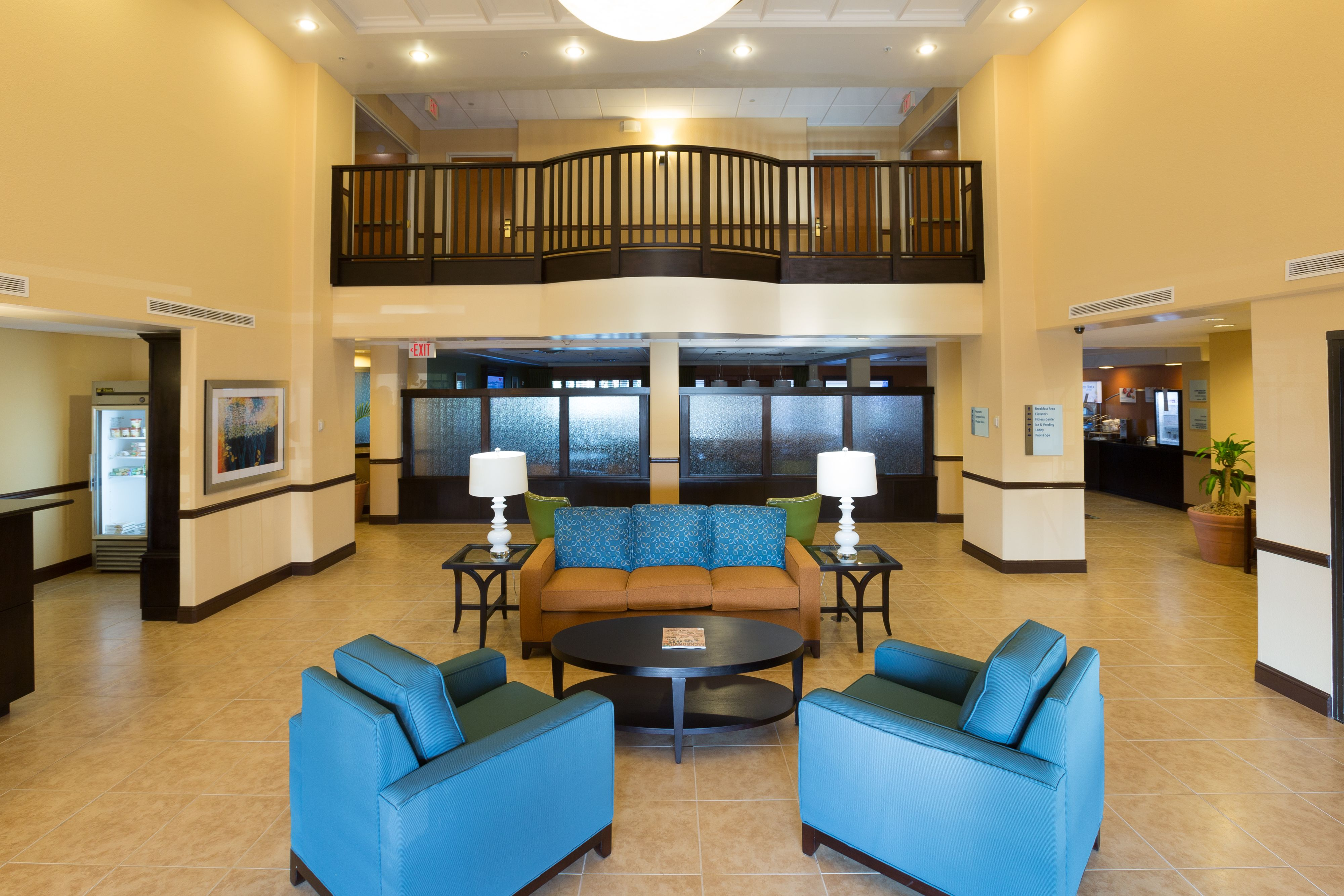 Holiday Inn Express Hotel And Suites Jacksonville Fl