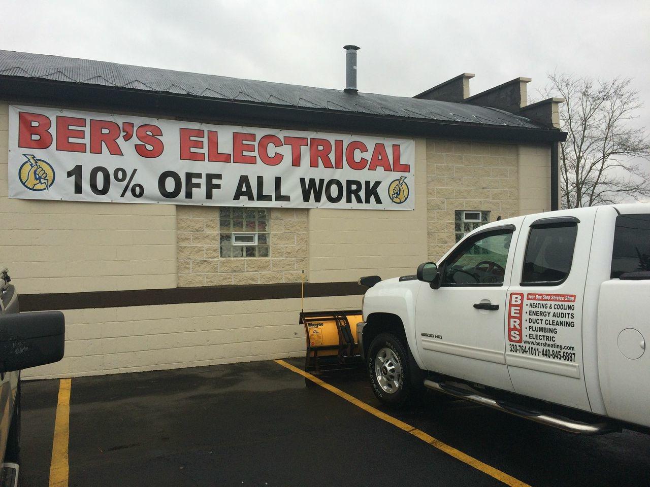 Ber's HVAC, Plumbing & Electric