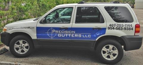 Precision Gutters FL