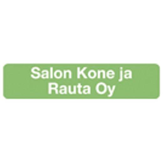 Salon Kone ja Rauta Oy / Passeli Kauppapaikka