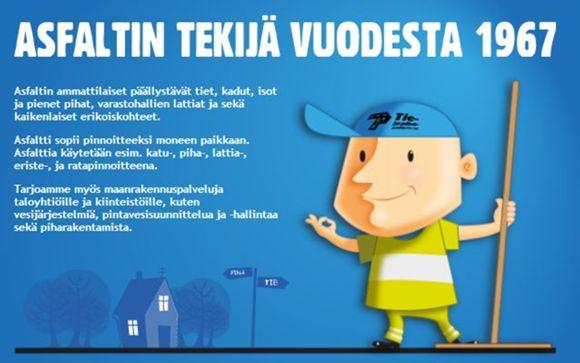Tie- ja pihapäällyste Oy