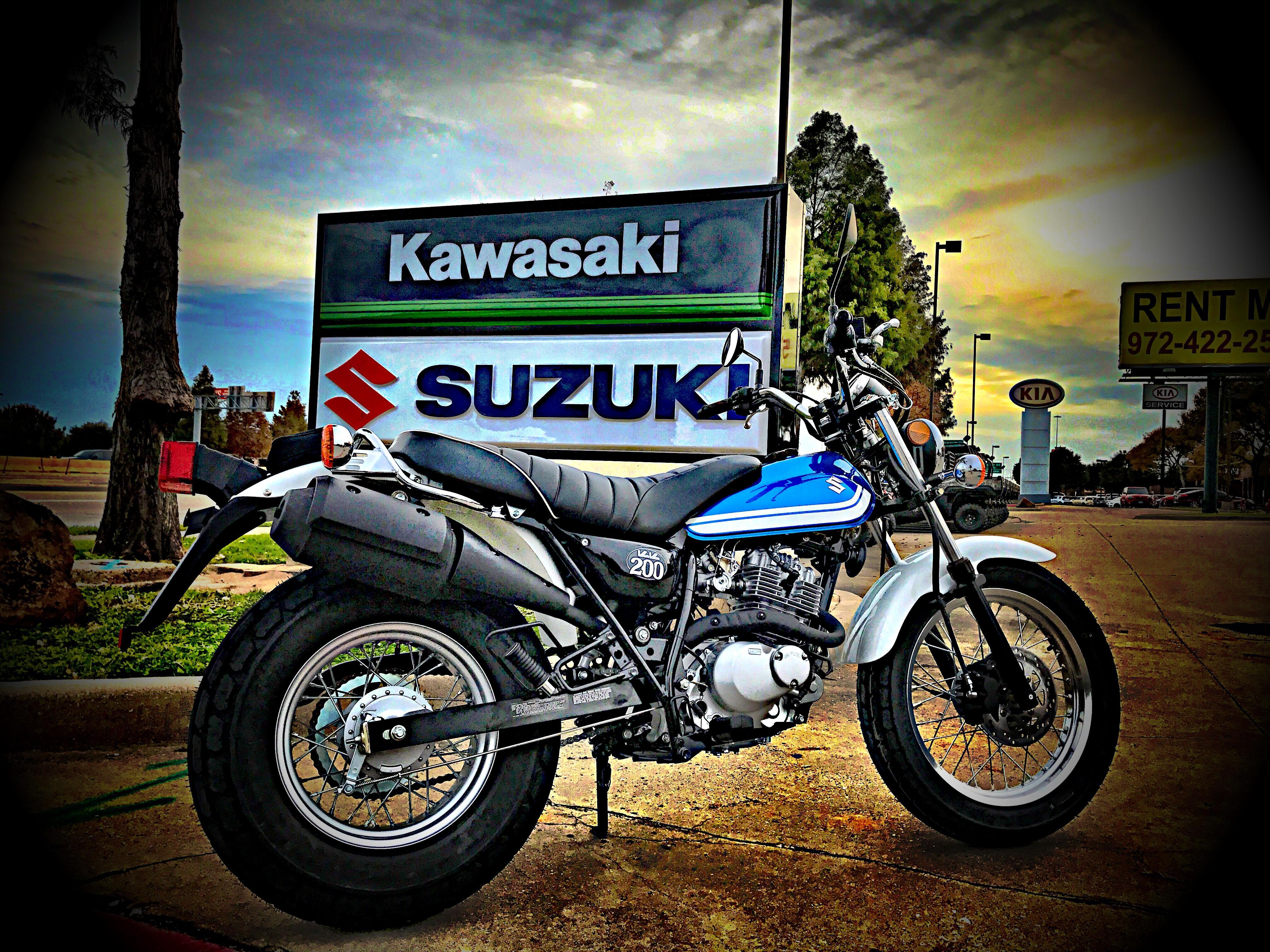 Honda Motorcycle Dealer Plano >> Plano Kawasaki Suzuki in Plano, TX 75023 - ChamberofCommerce.com