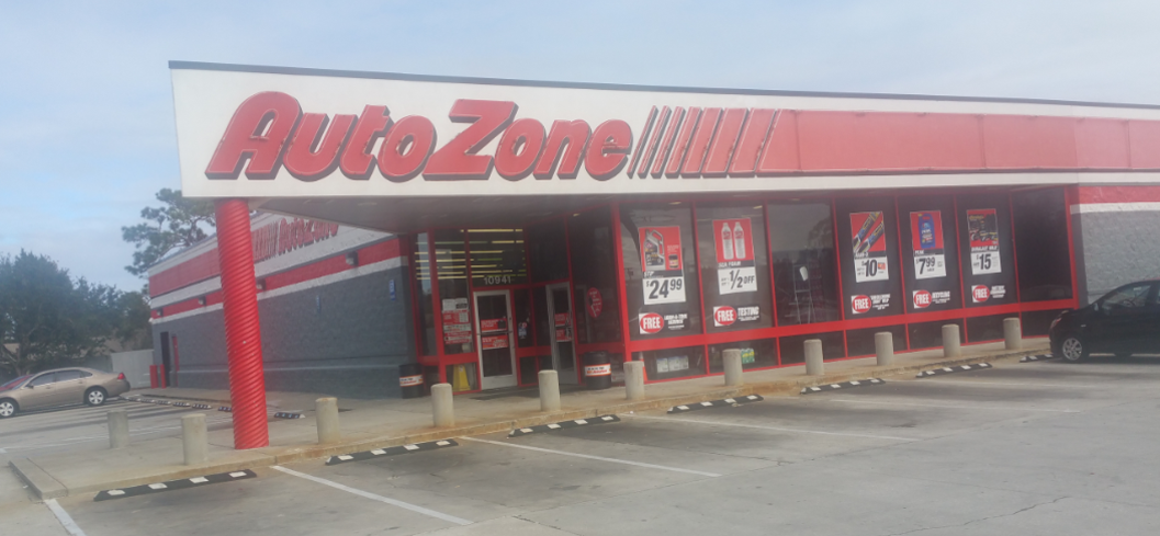 The phone number to autozone on broadway