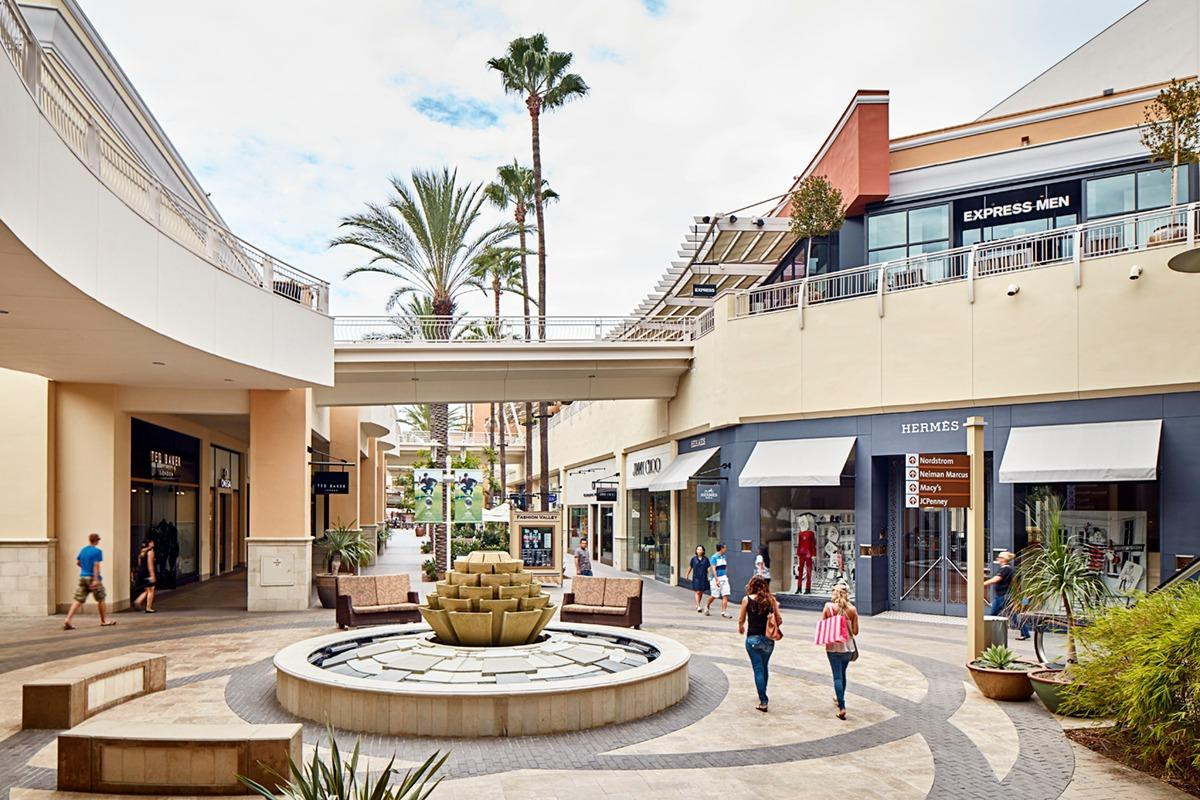 Fashion Valley Mall Hours Sunday
