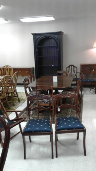 ... Leavenworth, KS And Bring Home Some Of Our Slightly Used Furniture  Pieces And Re Purposed Items. We Also Offer Antiques And Collectible Pieces  That You ...