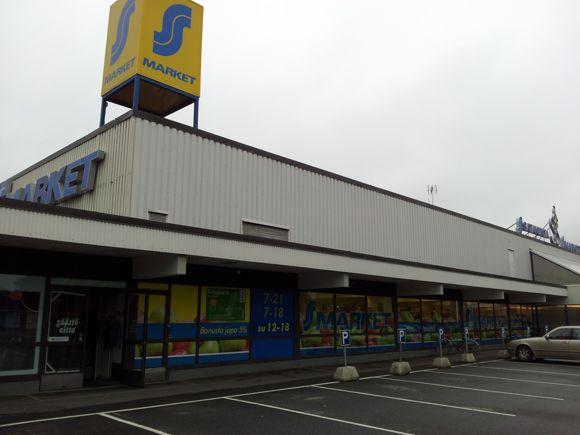 S-market Harjavalta