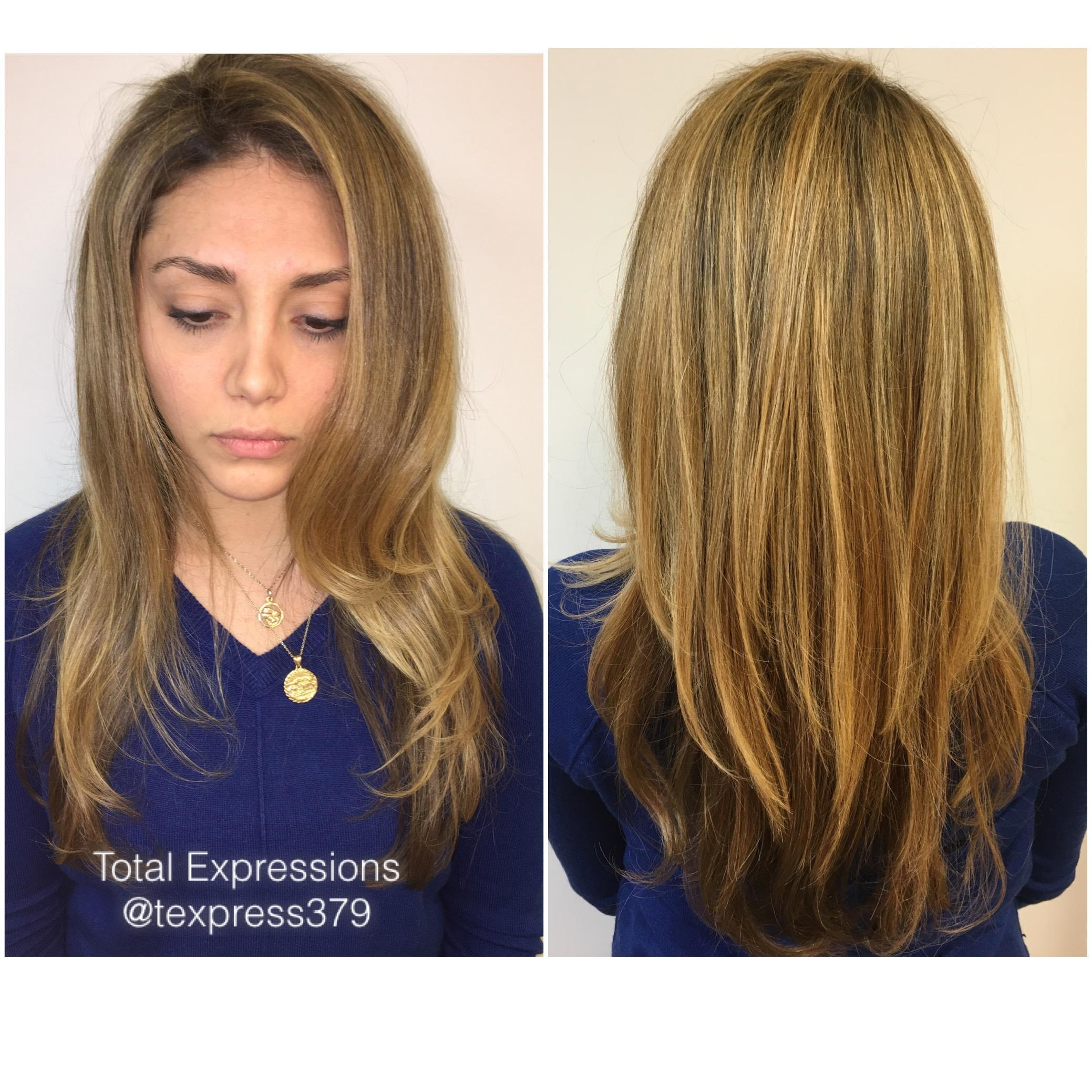 Total expressions in hair design in north arlington nj - Expressions hair salon ...