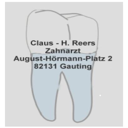 Bild zu Zahnarztpraxis Claus-H. Reers in Gauting
