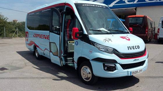 Autocares Jiménez