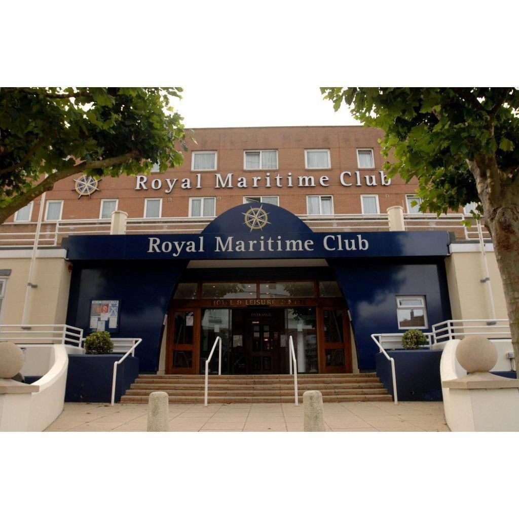 The Royal Maritime Club - Portsmouth, Hampshire PO1 3HS - 02392 824231   ShowMeLocal.com
