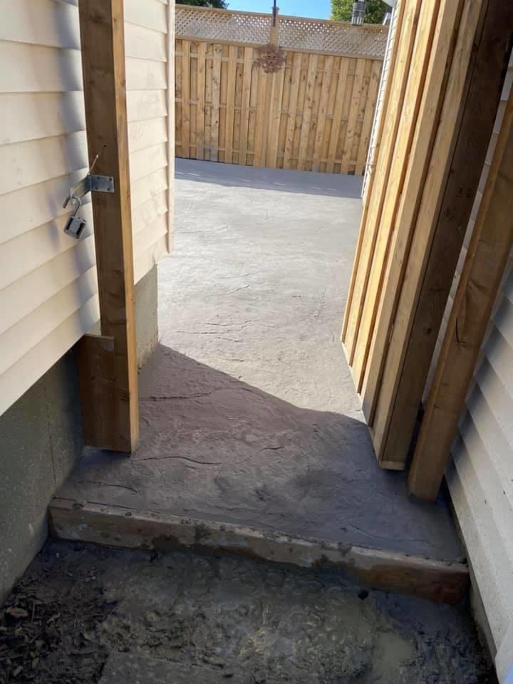 Groenestege Concrete Construction à Gads Hill