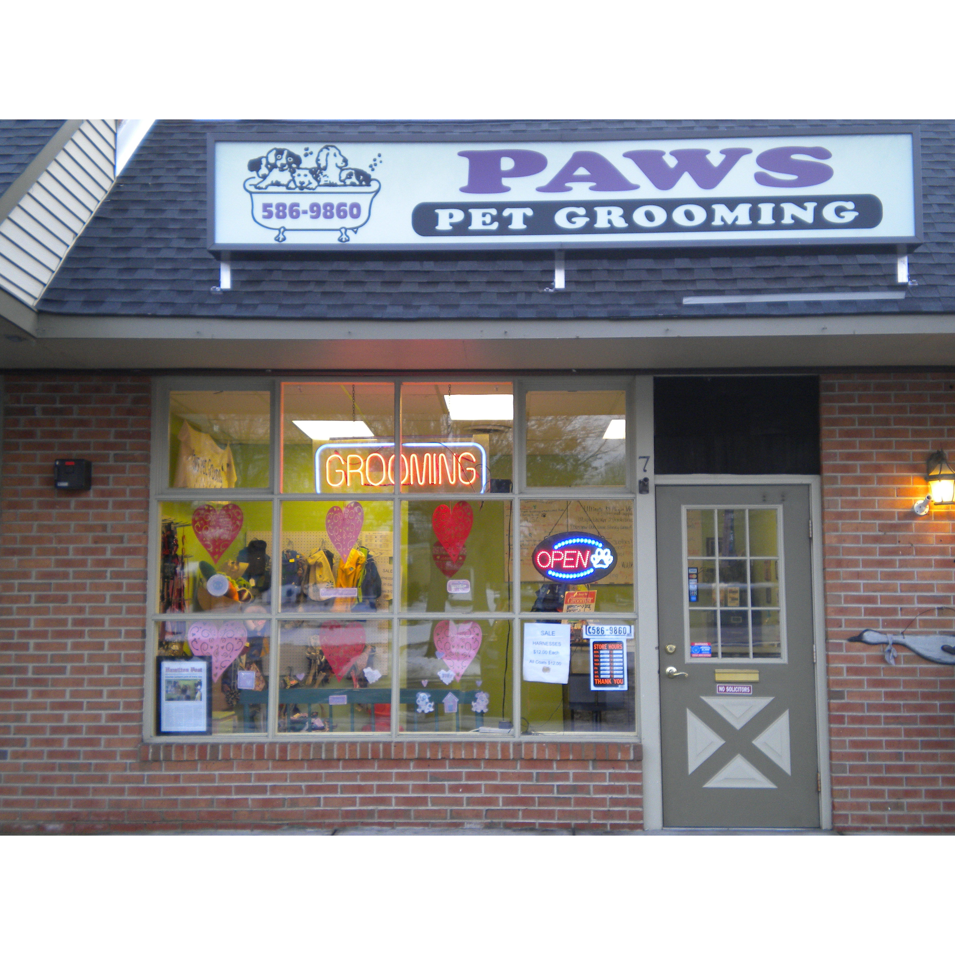 Paws pet groomers coupons near me in trenton 8coupons for Dog grooming salons near me