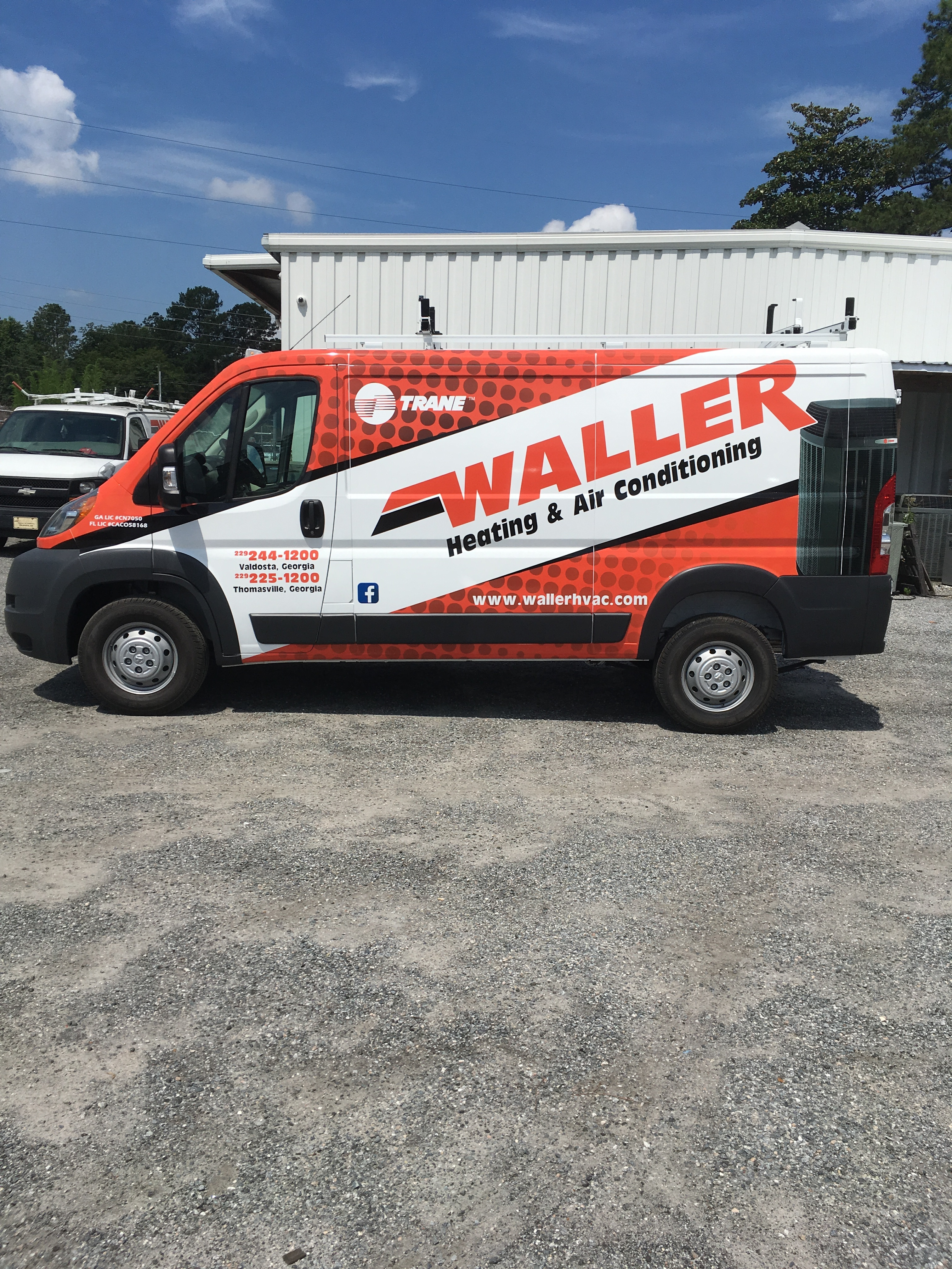 Waller Heating & Air Conditioning Valdosta (229)518-4805