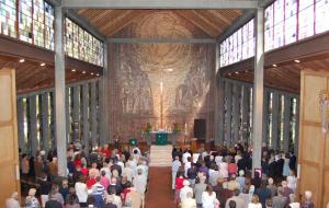 Christuskirche - Evangelische Thomas-Kirchengemeinde Bad Godesberg