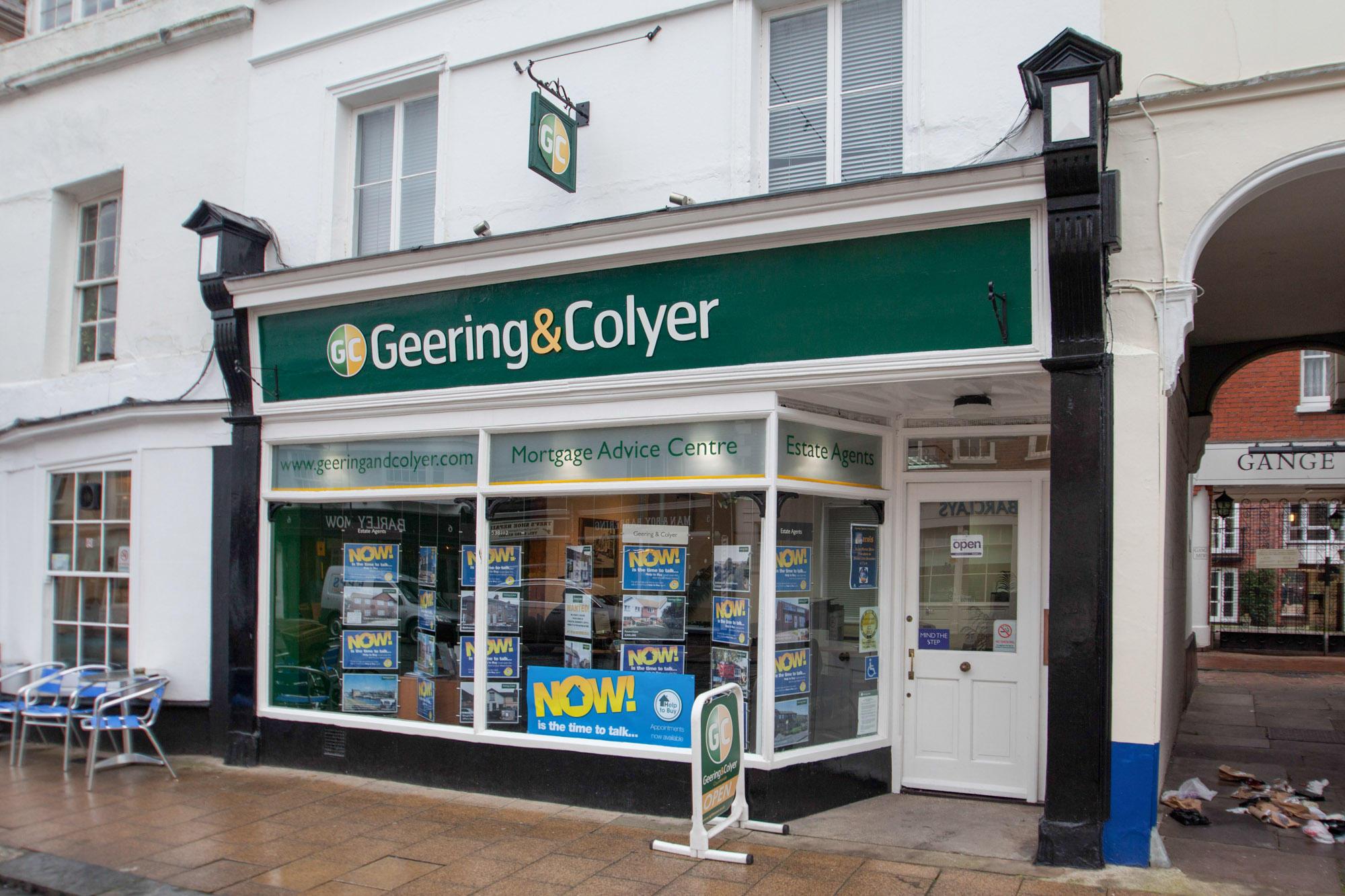 Geering & Colyer Estate Agents Faversham