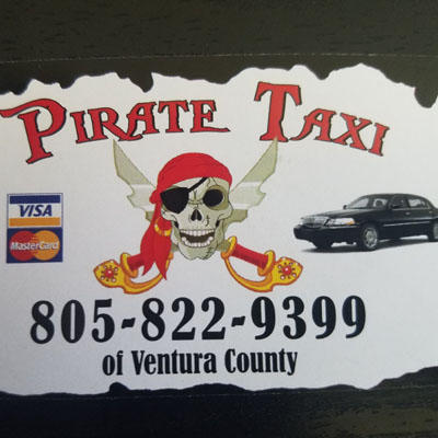 Pirate Taxi of Ventura County
