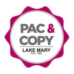 Pac and Copy Lake Mary - Lake Mary, FL - Copying & Printing Services