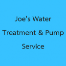 Joe's Water Treatment & Pump Service