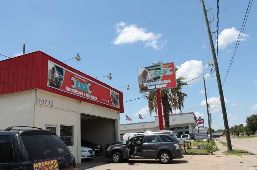 E s transmission and auto repair in houston tx 77099 for A m motors houston tx