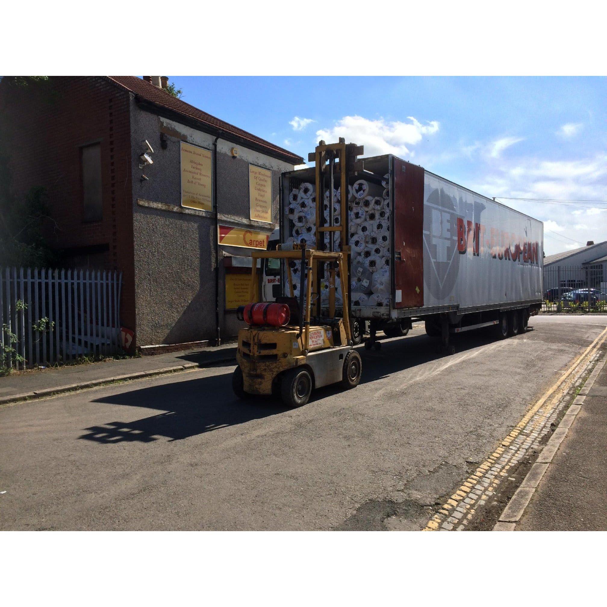 Carpet Mill - Coventry, West Midlands CV6 5EY - 02476 661985   ShowMeLocal.com