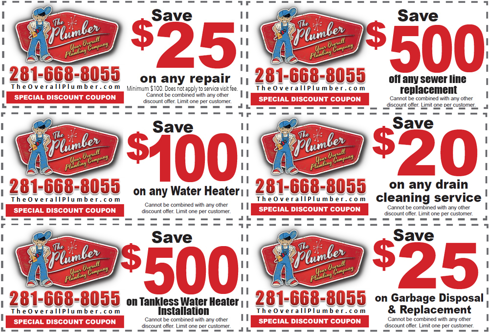 The Plumber Coupons Near Me In Santa Fe 8coupons