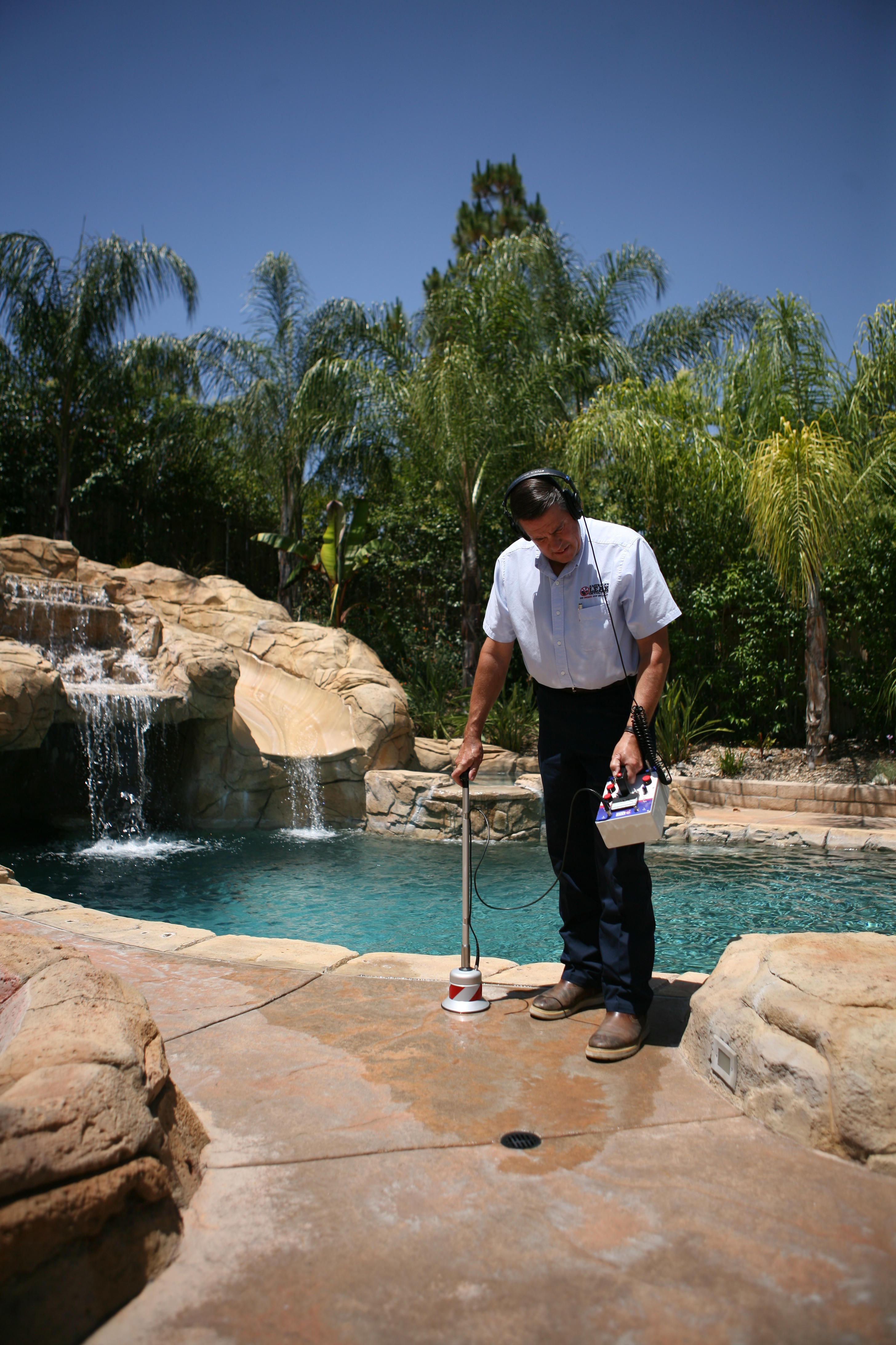 Our Non Invasive Leak Detection Solution Saves You Money Reduces Damage And Protects Your Property Value