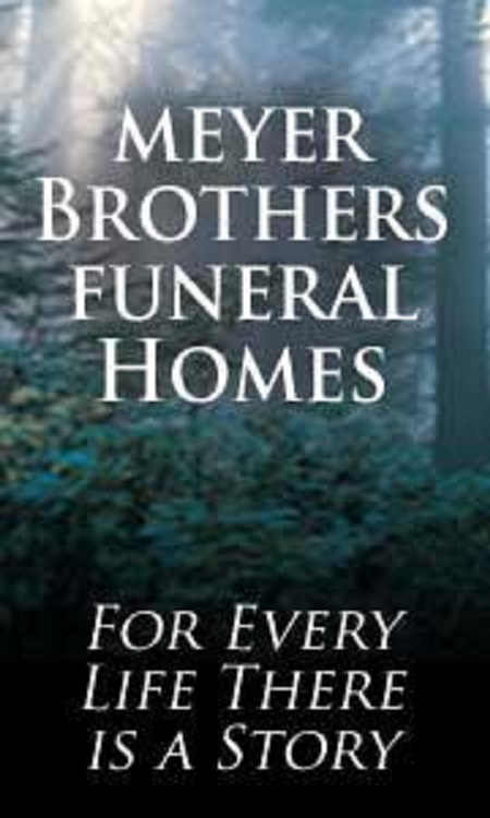 Meyer Brothers Funeral Home Iowa
