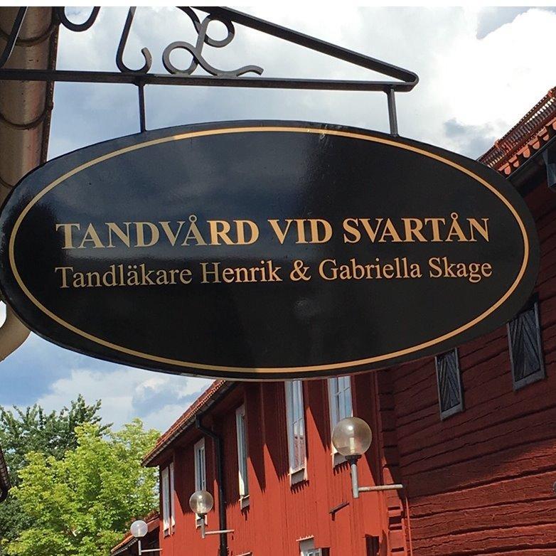 Henrik Skage-Tandvård vid Svartån