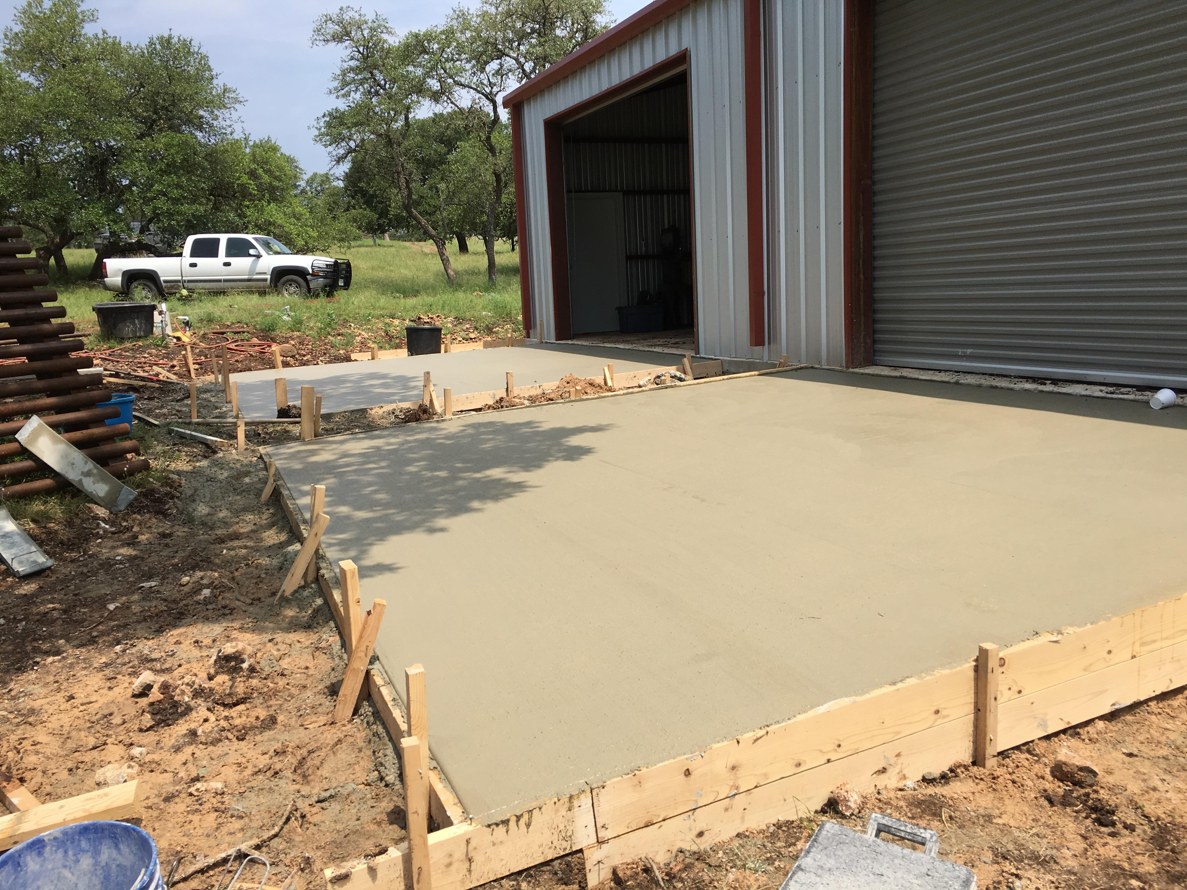 Jmg Concrete Services In Kerrville Tx 78028