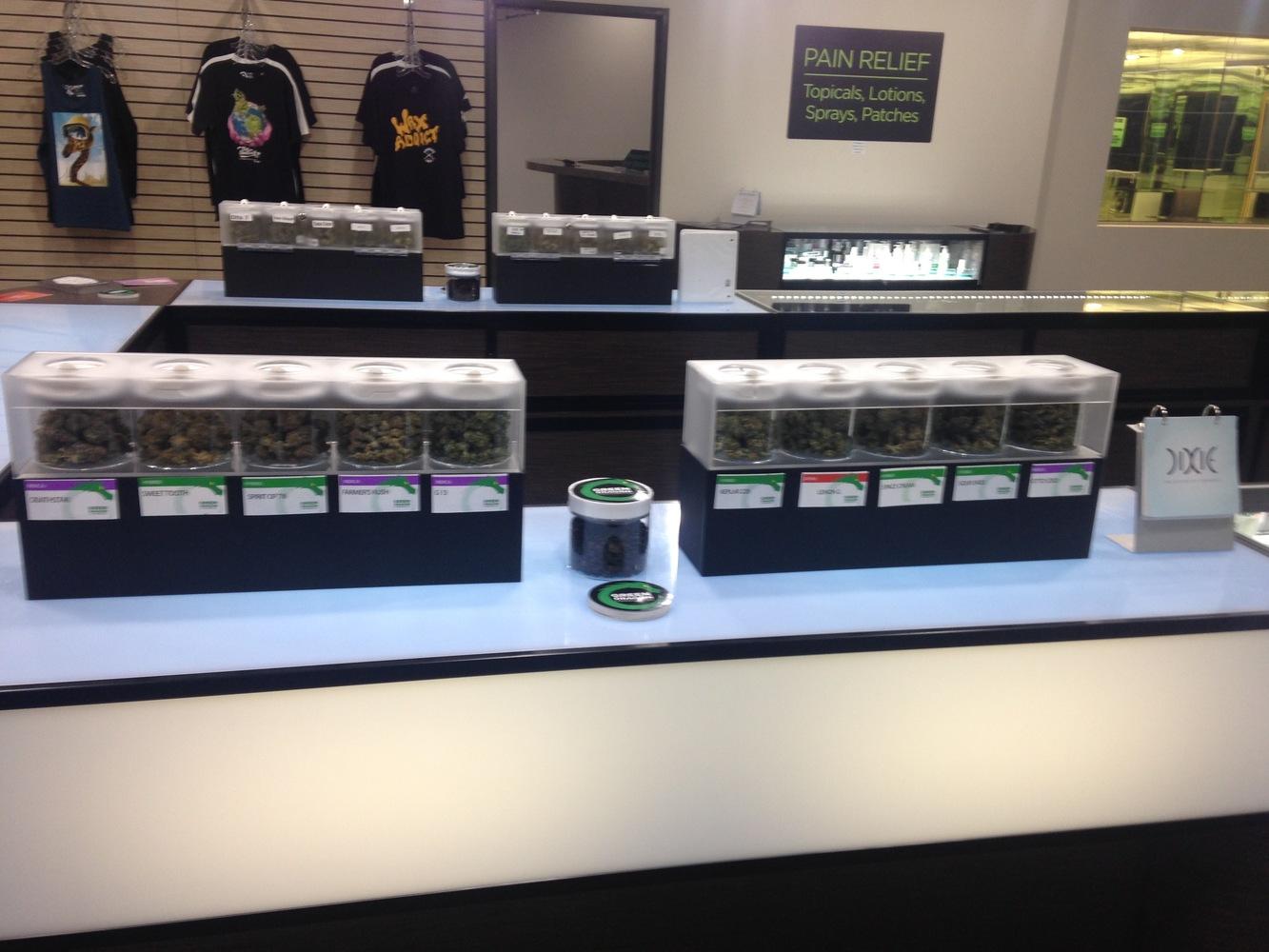 Green Dragon Recreational Marijuana Dispensary Central Denver