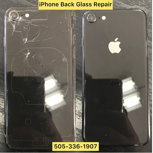 iPhone Back glass replacement Albuquerque