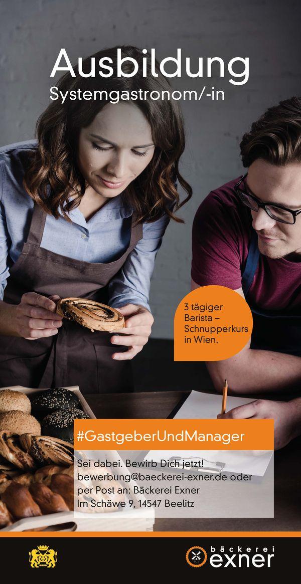 Bäckerei Exner Berlin