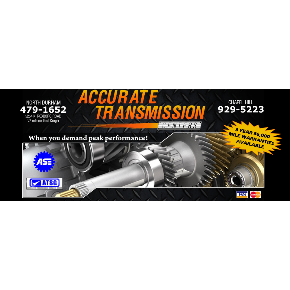 Accurate Transmission Center